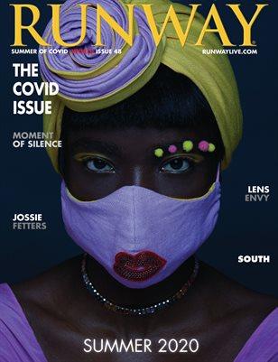 RUNWAY 2020 SUMMER COVID ISSUE