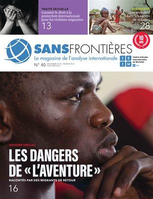Magazine Sans Frontières (Num 40 Dec 2018/Fev 2019)