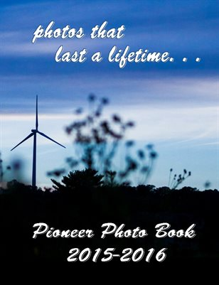 Pioneer Photo Book 2015-2016