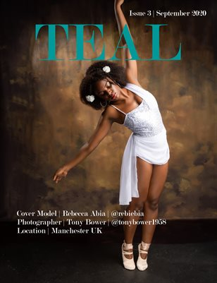 Teal Magazine Issue 3