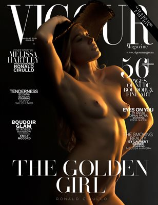 NUDE & Boudoir | August Issue 02