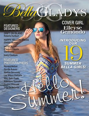Bella Gladys Summer 2017 Issue No. 6