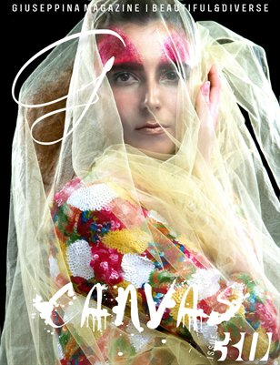 ISSUE #30: CANVAS (Cover 3)