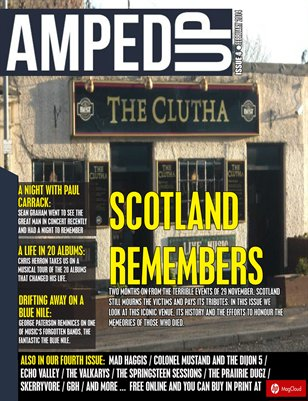 Amped Up Scotland Issue 4