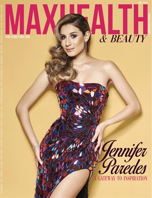 MAXHEALTH Magazine - JENNIFER PAREDES - June/2020 - Issue #7