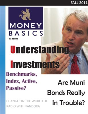Understanding Investments Fall 2011