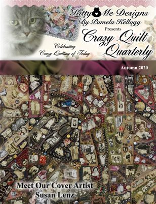 Crazy Quilt Quarterly Magazine Autumn 2020