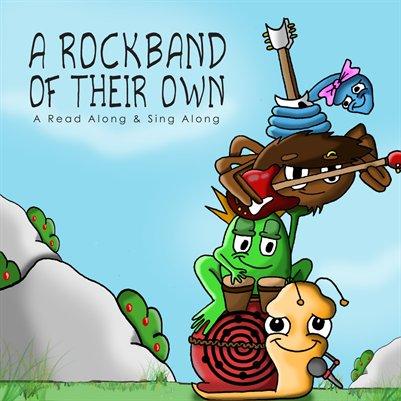 Rockband Book