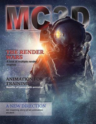 MavCore 3D Animation Magazine - Issue #4