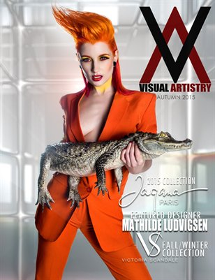 Visual Artistry Magazine Autumn 2015