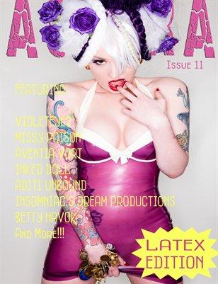 Aspira Magazine May's Latex Issue 11