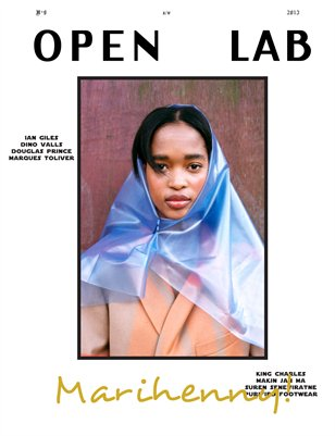 Open Lab N°9 / Marihenny Pasible cover