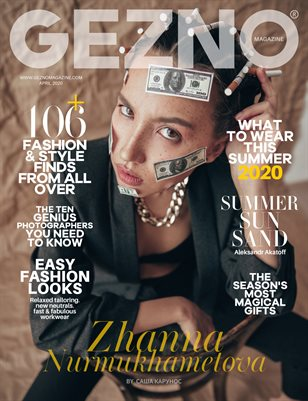 GEZNO Magazine April 2020 Issue #04