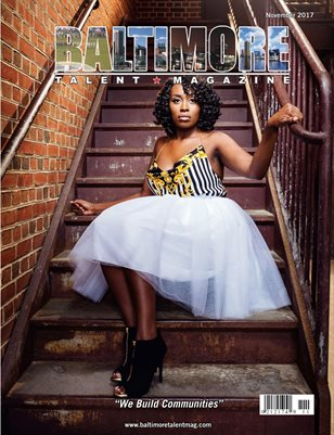 Baltimore Talent Magazine November 2017 Edition