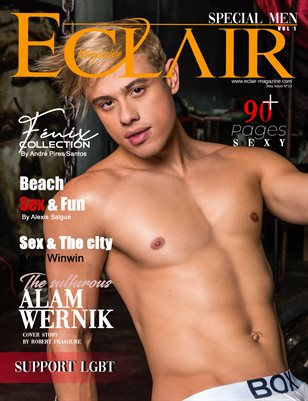Eclair Magazine Special Men Vol 1 N°13