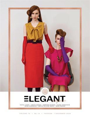 Fashion #13 (December 2020)