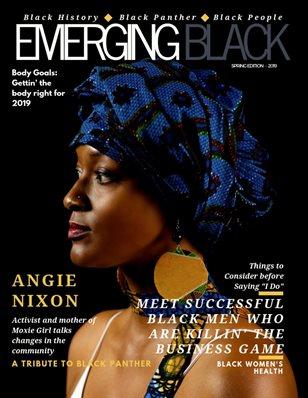 Emerging Black Spring Edition