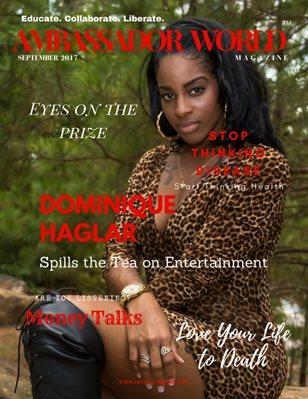 Ambassador World-September Issue