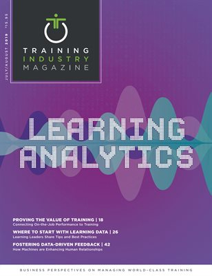 July/August 2019 | Learning Analytics