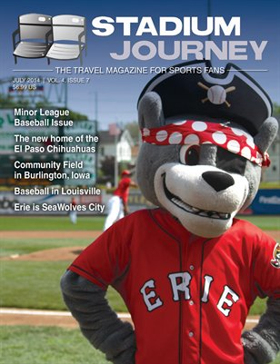 Stadium Journey Magazine Vol 4 Issue 7