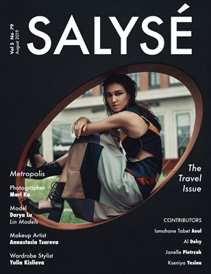 SALYSÉ Magazine | Vol 5 No 79 | AUGUST 2019 |