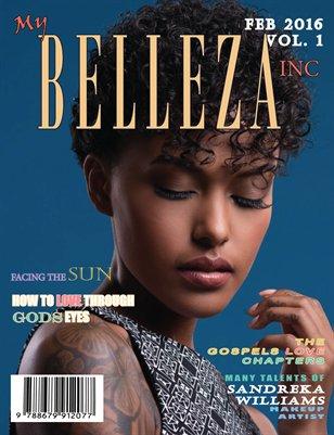 MyBelleza Inc. Magazine Issue nO6 Vol. 1
