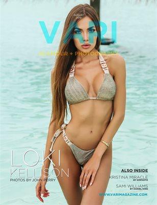 Vari Magazine - August 2019