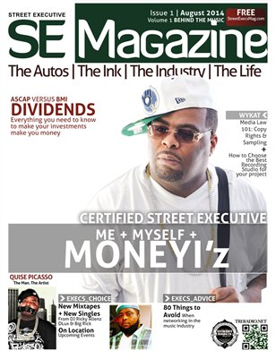 Street Execs Magazine Issue 2