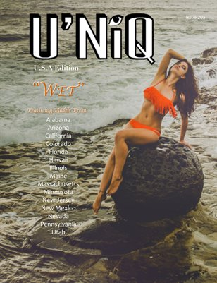 U'NiQ Magazine - Issue 20 - U.S.A. Edition