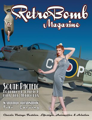 RetroBomb Magazine 001 March 2015