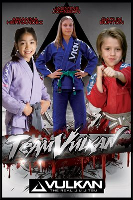 Team Vulkan Poster