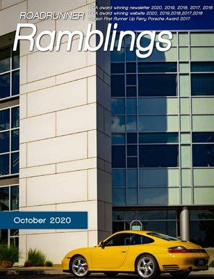 October Ramblings 2020