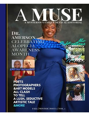 AMUSE Magazine, Issue 2