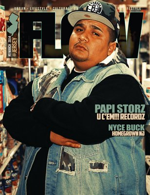 #JerseyFlow Magazine Vol.0 - Papi Storz Edition