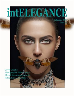 intElegance magazine issue 11 - animal issue part 1