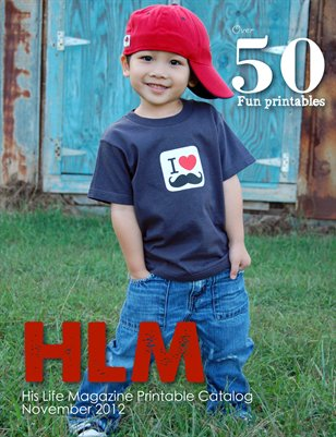 HLM Printable Catalog - November 2012