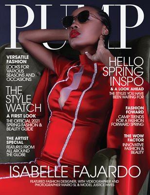 PUMP Magazine | The Style Watch Edition | Vol.3 | April 2021