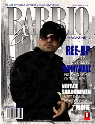 REE-UP Married 2 The Streets Jan/Feb 2014 Issue