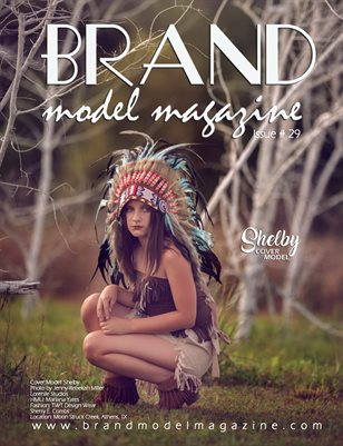 Brand Model Magazine - Issue 29