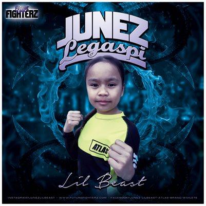 Junez Legaspi Comp Card/Mini Poster 8x8