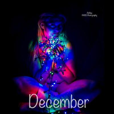 Ashley - Week 1 Winner December
