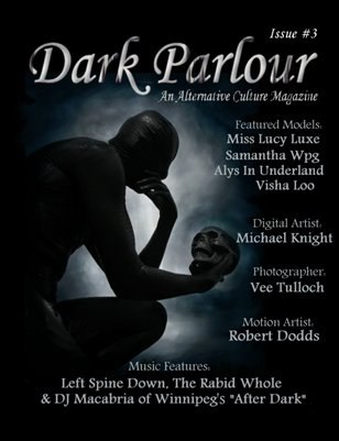 Dark Parlour Issue 3