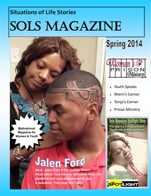 Sols Magazine Larger print size