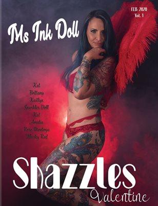 Shazzles Valentine's VOL 1
