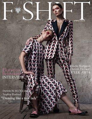 Fashion Shift Magazine SPRING 2014 | COVER 3