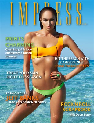 Impress Magazine Iss 3 Vol 3