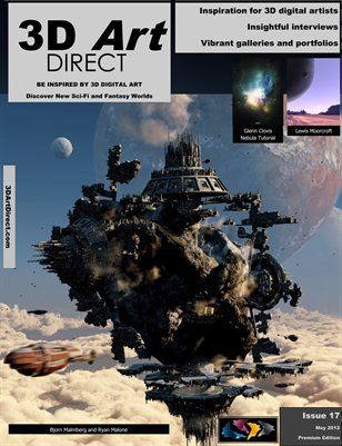 3D Art Direct Issue 17