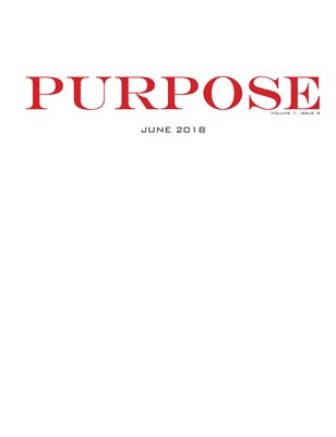 PurposeMagazineJune2018