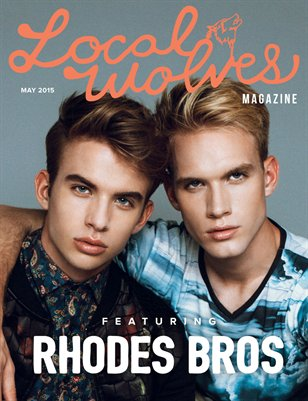 ISSUE 25 - RHODES BROS