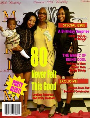 Miriam Magazine